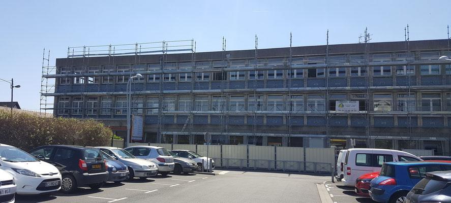 Ecole Louis Pasteur OISSEL Avant travaux - Stéphanie DUCHEMIN