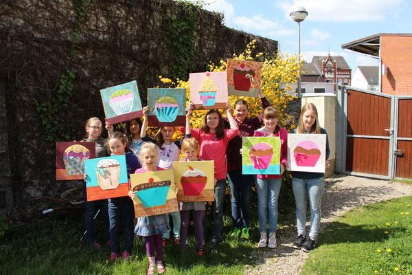 Kunstschule Flitzepinsel Viersen Mönchengladbach