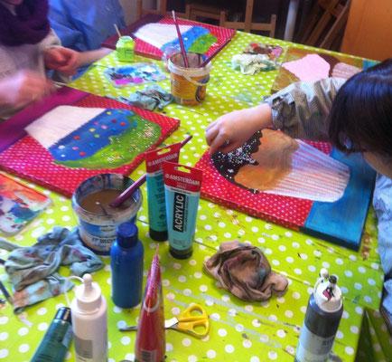 Malschule Flitzepinsel in Viersen