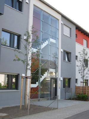 Fenster aus Aluminium mit Stil und Ästhetik bei Metallbau Büttner GmbH in Schwabach