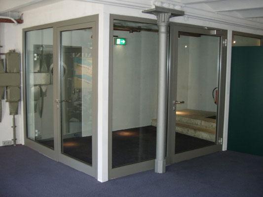 Höchste Qualität und Sicherheit mit Brandschutzelemente von Büttner Metallbau.