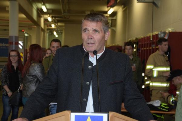 Landtagsabgeordneter Rudolf Nagl