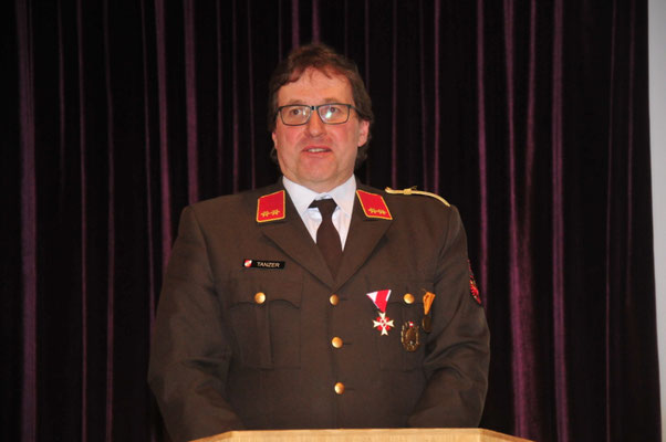 Kommandant OBI Martin Tanzer