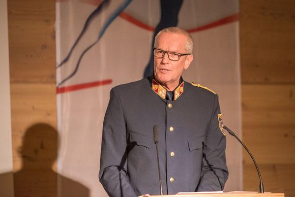 Oberst Gerhard Niederwieser