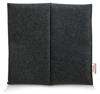 Ergonomisches Sitzkissen Bürostuhl Pad: FLOWMO Unichrome Anthracite