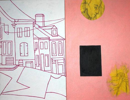 Février 2010, 100 x 130 cm