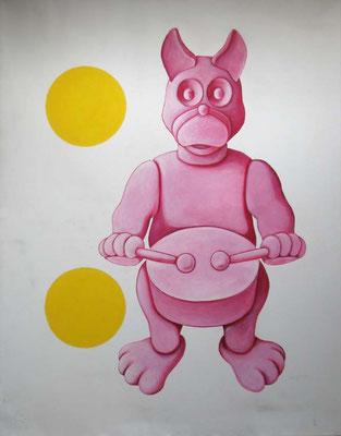 Tambour 2, 1999, 146 x 114
