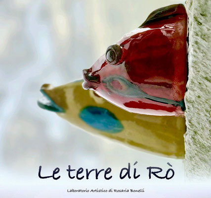 La Paranza Colorata - Sculture il ceramica 10x10x15