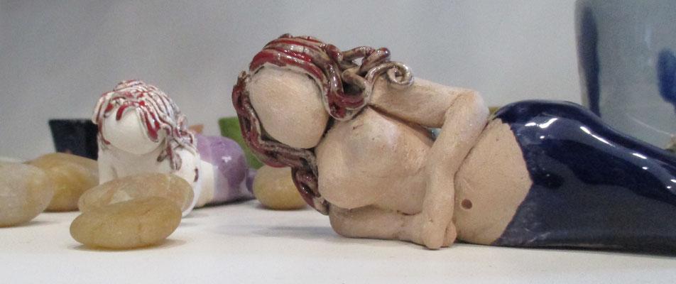 Sirene in ceramica Le Terre di Rò
