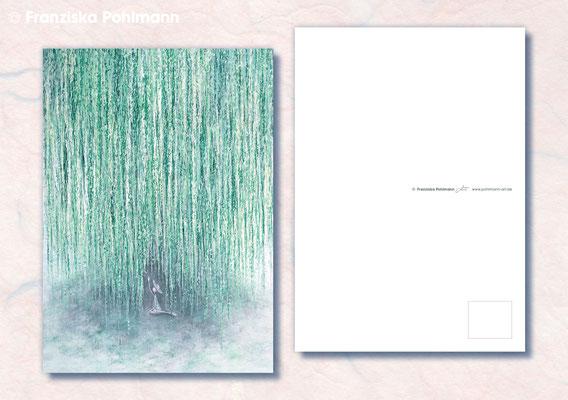 "Postkarte ""Weide"""