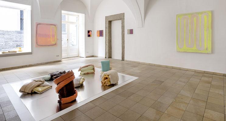 JULIA, Installation view, Courtesy Galerie Sophia Vonier |  photo: Andrew Phelps