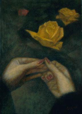 2004 La rose aux mains 8P