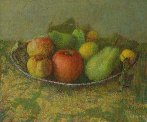2007 Pommes et coings 8F