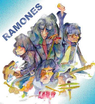 ラモーンズ RAMONES