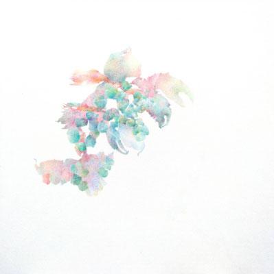 Kristin Finsterbusch, unione 21, Zeichnung, Bleistift, Farbstift, 2017, 21 x 21cm