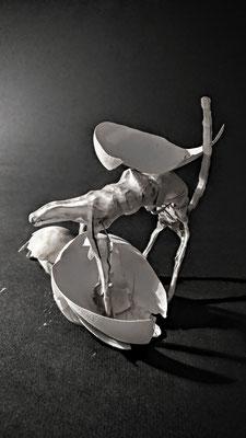 """Kristin Finsterbusch, Balance III, aus der Serie """"Wir"""", Fotografie, 2018, variable Größe  (Objekt Gabriele Jerke)"""