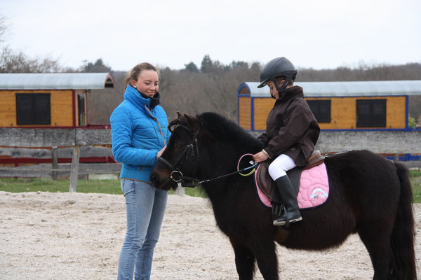 Premiers concours à poney avec l'Ecurie les Rouillons