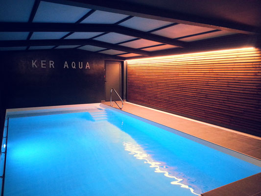 piscine privé rennes location