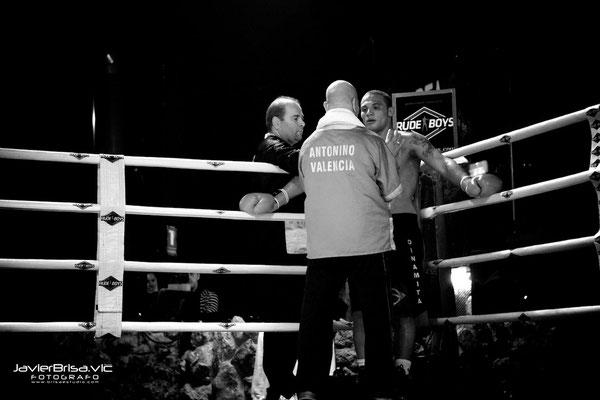 Reportaje deportivo - Boxeo (39), por Javier Brisa (BrisaEstudio)