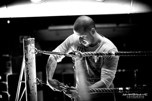 Reportaje deportivo - Boxeo (4), por Javier Brisa (BrisaEstudio)