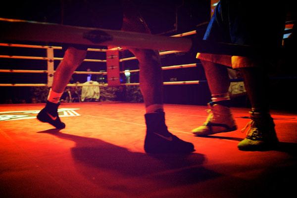 Reportaje deportivo - Boxeo (26), por Javier Brisa (BrisaEstudio)