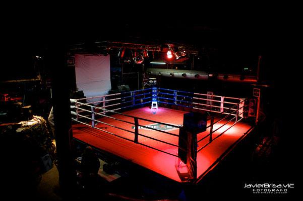 Reportaje deportivo - Boxeo (1), por Javier Brisa (BrisaEstudio)