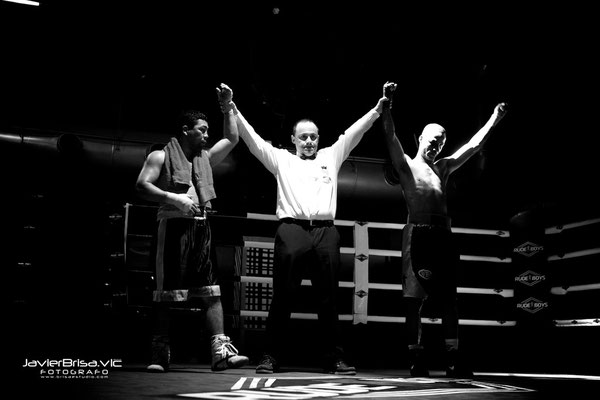 Reportaje deportivo - Boxeo (33), por Javier Brisa (BrisaEstudio)