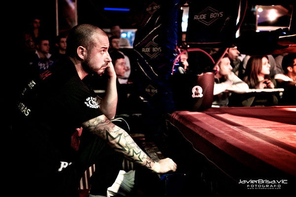Reportaje deportivo - Boxeo (24), por Javier Brisa (BrisaEstudio)