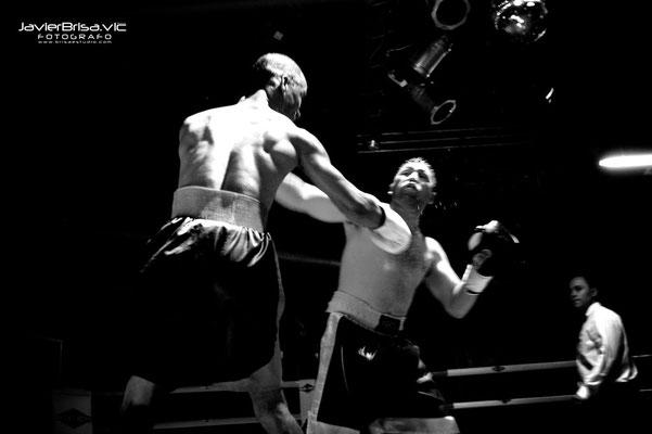 Reportaje deportivo - Boxeo (25), por Javier Brisa (BrisaEstudio)