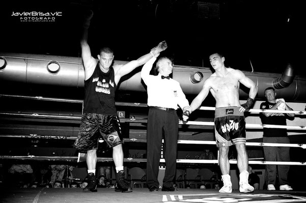Reportaje deportivo - Boxeo (48), por Javier Brisa (BrisaEstudio)