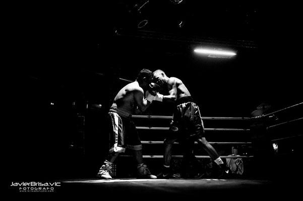 Reportaje deportivo - Boxeo (31), por Javier Brisa (BrisaEstudio)