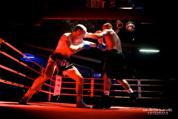 Reportaje deportivo - Boxeo (41), por Javier Brisa (BrisaEstudio)