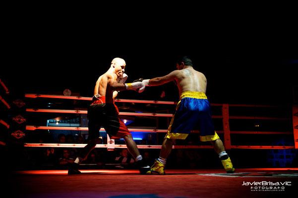 Reportaje deportivo - Boxeo (22), por Javier Brisa (BrisaEstudio)