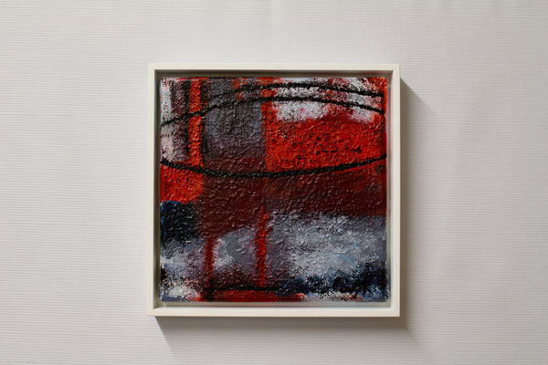Sehnsucht (20 x 20, mit Rahmen, 160 CHF)