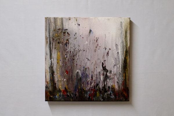 Fantasie (40 x 40, ohne Rahmen, 420 CHF)
