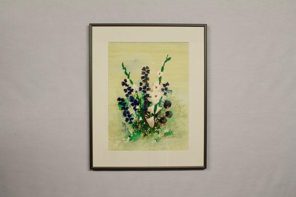 Blumen 2 (40 x 50, mit Rahmen, 420 CHF)