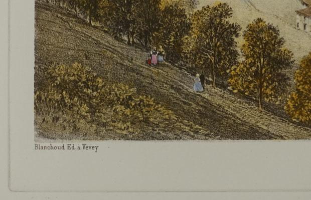 Blanchoud Ed à Vevey