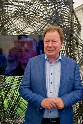 Prof. Dr. Wolfram Ressel, Rektor der Universität Stuttgart