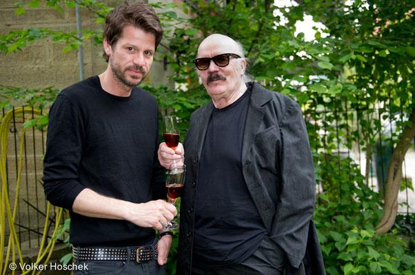 Florian und Wolfgang Dauner