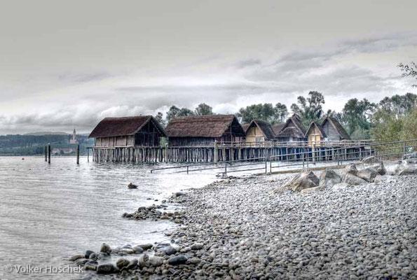 Bodensee - Pfahlbautenmuseum Unteruhldingen