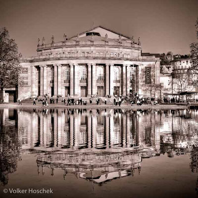 Stuttgarter Opernhaus