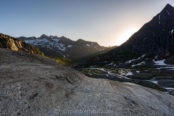 Region Sustenpass, Steingletscher