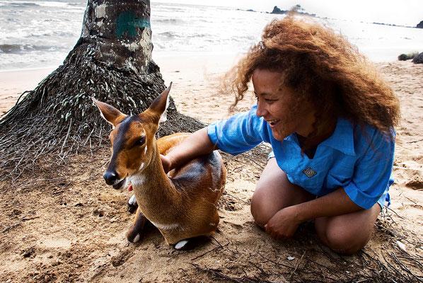Natalia & Bambi