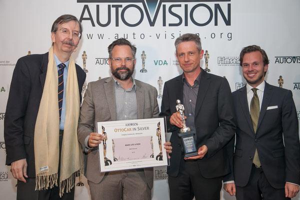 AutoVision Award with VCCP