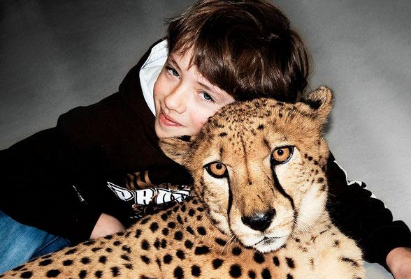 Tim & Cheetah