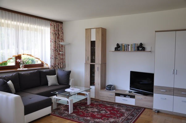Wohnzimmer - Appartement 2