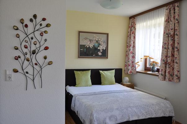 Wohn-Schlafraum    -  Appartement 2