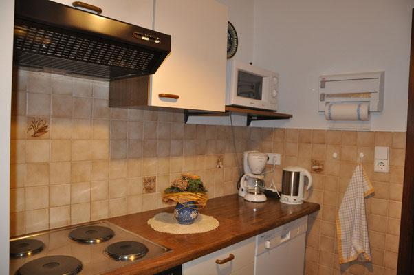 Küche - Appartement 2
