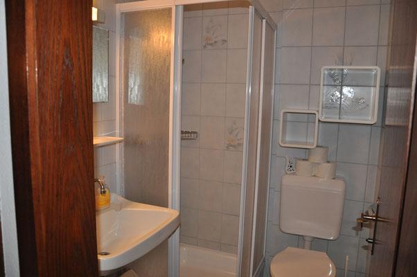 Badezimmer - Appartement 1