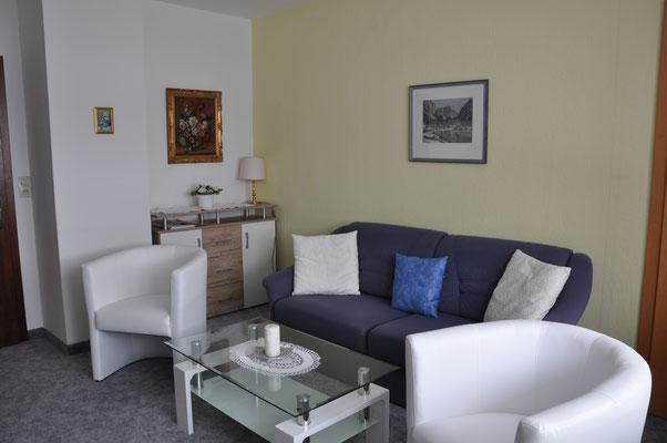 Wohn- Schlafraum  - Appartement 1